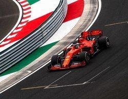 """Sebastian Vettel: """"Está claro que no estamos donde queremos; por eso, estamos trabajando duro"""""""