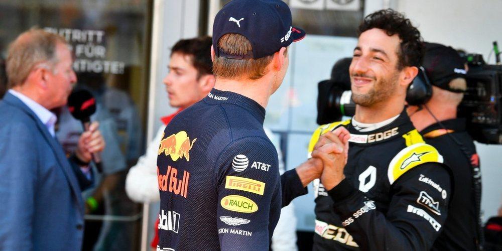"""Daniel Ricciardo, sobre Red Bull: """"Saben que podrían estar anotando muchos más puntos"""""""