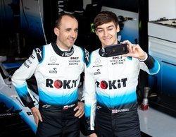 """Robert Kubica: """"Espero que podamos tener un rendimiento más constante cada fin de semana"""""""