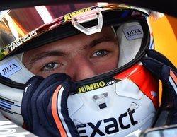 """Max Verstappen: """"No me importa mucho quién sea mi compañero de equipo"""""""
