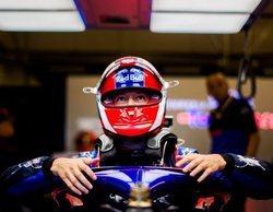 """Daniil Kvyat: """"Deberíamos rodar más en pista en lugar de hacerlo en el simulador"""""""