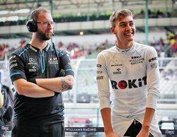 George Russell acalla los rumores sobre su posible llegada a Mercedes en 2020