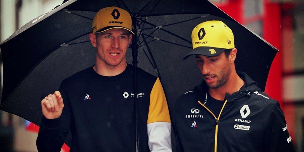 Daniel Ricciardo asegura que a Renault le faltaba confianza a principio de temporada