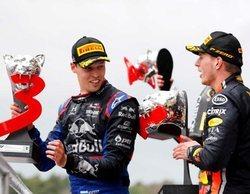 """Masashi Yamamoto, sobre el podio de Kvyat en Alemania: """"Fue algo muy grande para nosotros"""""""