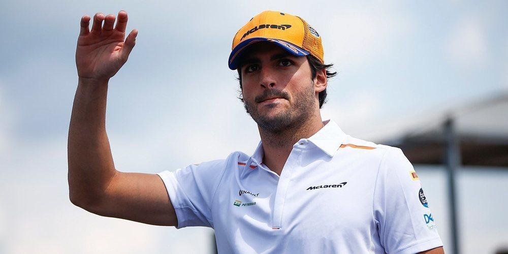 """Carlos Sainz: """"En muy pocas ocasiones hemos sido el cuarto coche más rápido"""""""