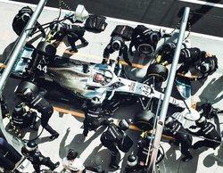 """Hamilton no teme ni a Ferrari ni a Red Bull: """"Somos un equipo sólido y lo demostramos en cada carrera"""""""