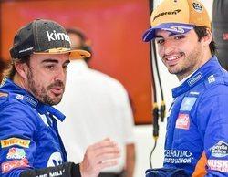 """Sainz: """"Todos estamos de acuerdo en que Alonso podría haber ganado más títulos en la F1"""""""