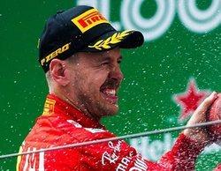 """Mattia Binotto: """"El objetivo de Vettel sigue siendo convertirse en campeón del mundo con Ferrari"""""""