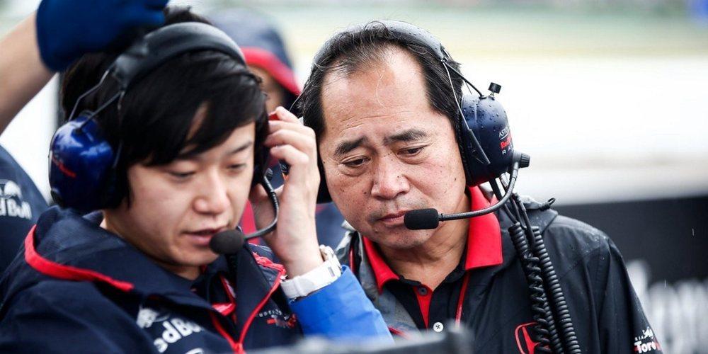 """Toyoharu Tanabe, sobre el nuevo motor: """"Por el momento no se ha tomado una decisión"""""""