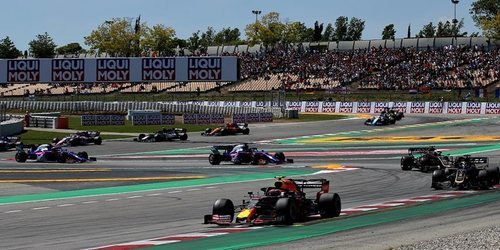Gp F1 Calendario 2020.Oficial El Gp De Espana Continuara En El Calendario De F1