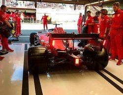 Sebastian Vettel lidera la primera sesión de Libres del GP de Bélgica