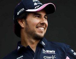 OFICIAL: Sergio Pérez y Racing Point prolongan su contrato para los próximos tres años