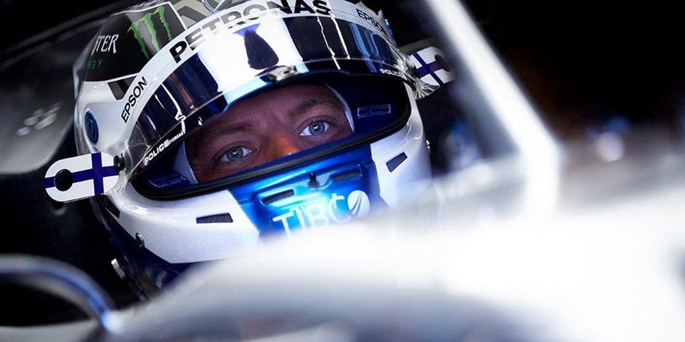 """Valtteri Bottas: """"Necesitamos mejorar si queremos estar en la batalla con Ferrari y Red Bull"""""""
