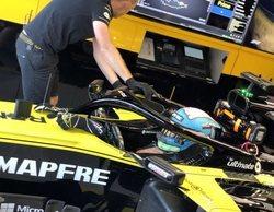 """Daniel Ricciardo: """"Fue un día bastante positivo, aunque tenemos margen de mejora"""""""