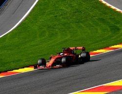 """Sebastian Vettel: """"Fue un día positivo, aunque aún tenemos trabajo que hacer"""""""