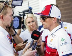 "Kimi Räikkönen: ""Confío en que si conseguimos tener el equilibrio correcto, podemos mejorar"""
