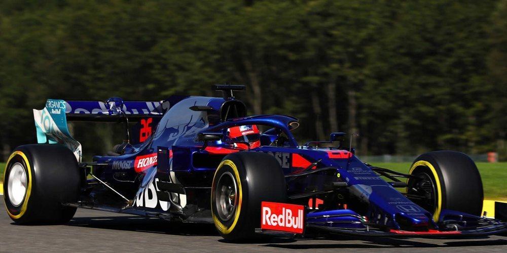 """Jody Egginton (Toro Rosso): """"Esta noche tenemos mucho trabajo por hacer"""""""