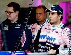 """Previa Racing Point - Italia: """"Este debería ser otro fin de semana fuerte para nosotros"""""""