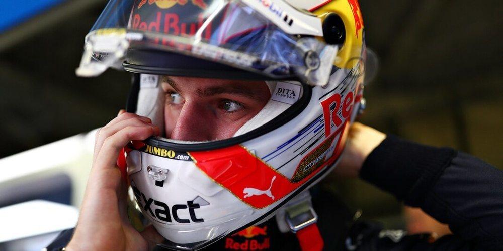 """Max Verstappen: """"Creo que el nuevo motor es un buen paso adelante"""""""