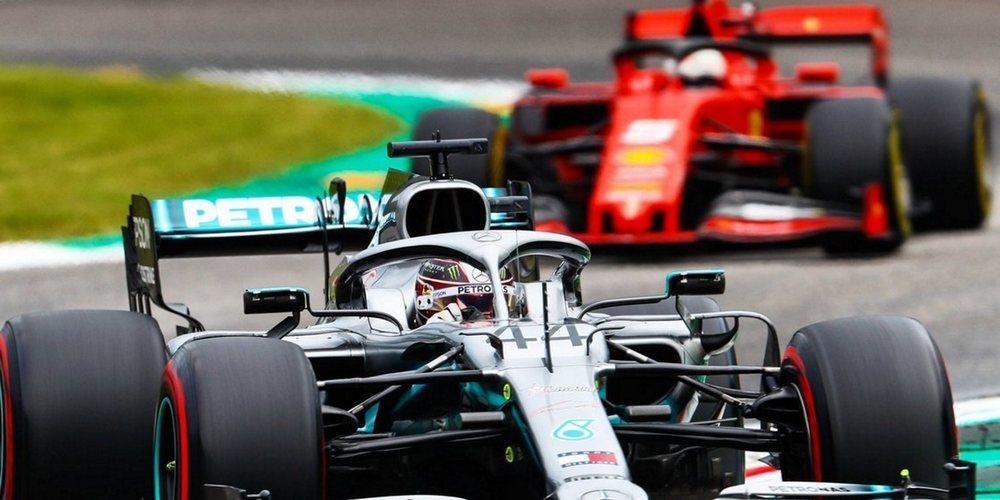 GP de Italia 2019: Libres 3 en directo