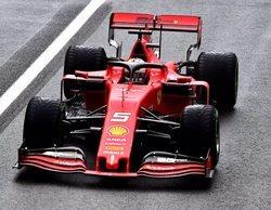 Sebastian Vettel finaliza en lo más alto de la tabla en los Libres 3 de Monza