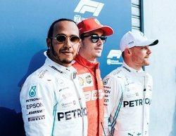 """Lewis Hamilton: """"Podríamos haber luchado por la primera posición"""""""
