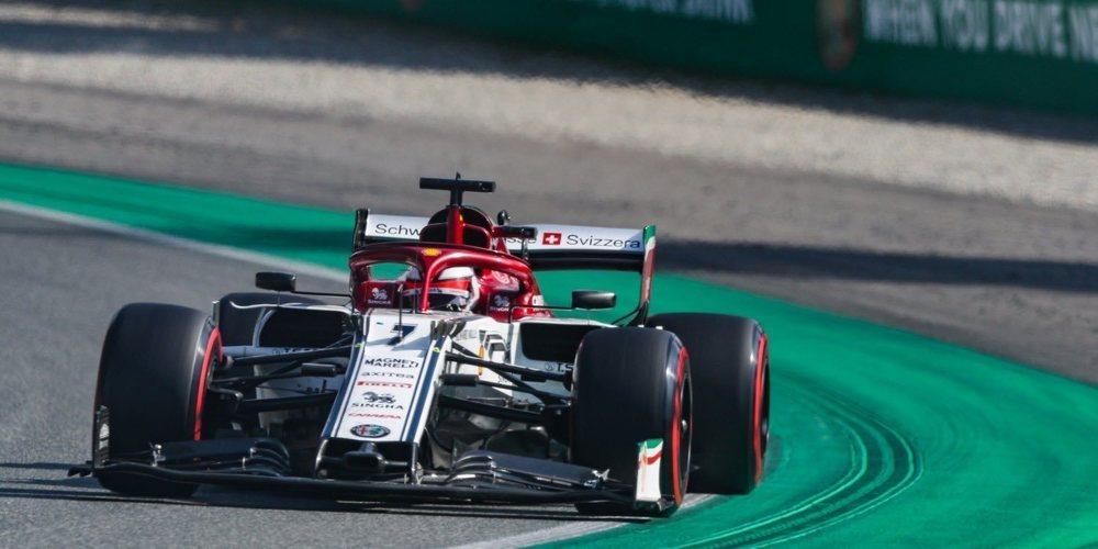 "Kimi Räikkönen: ""He pagado el precio por mi error"""