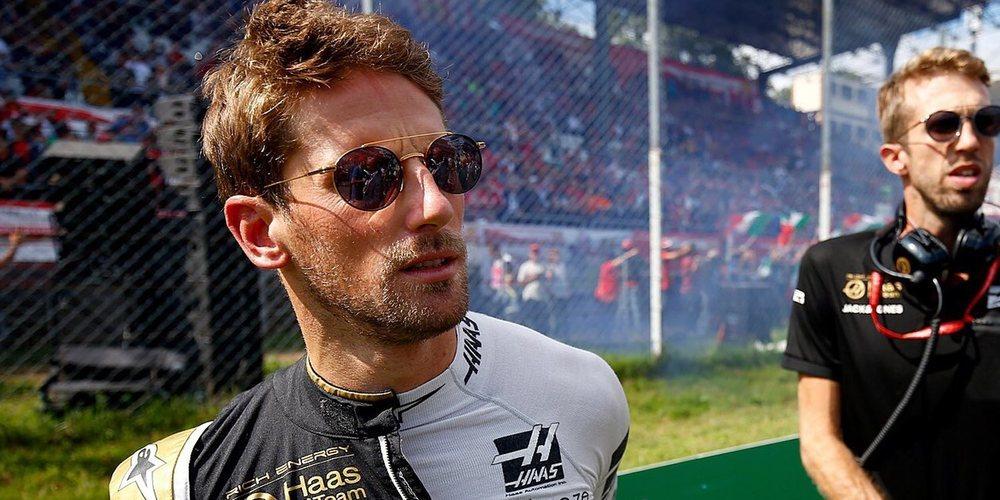 """Grosjean: """"El equilibrio que tuvimos en carrera no era el que habíamos tenido durante el fin de semana"""""""