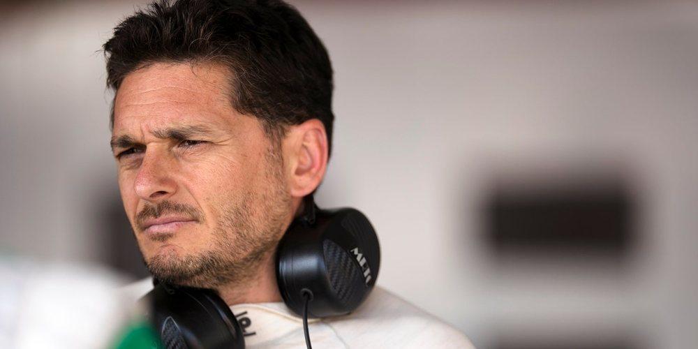 """Fisichella, sobre la nueva generación: """"Si fuera jefe de equipo, apostaría por Leclerc o Verstappen"""""""