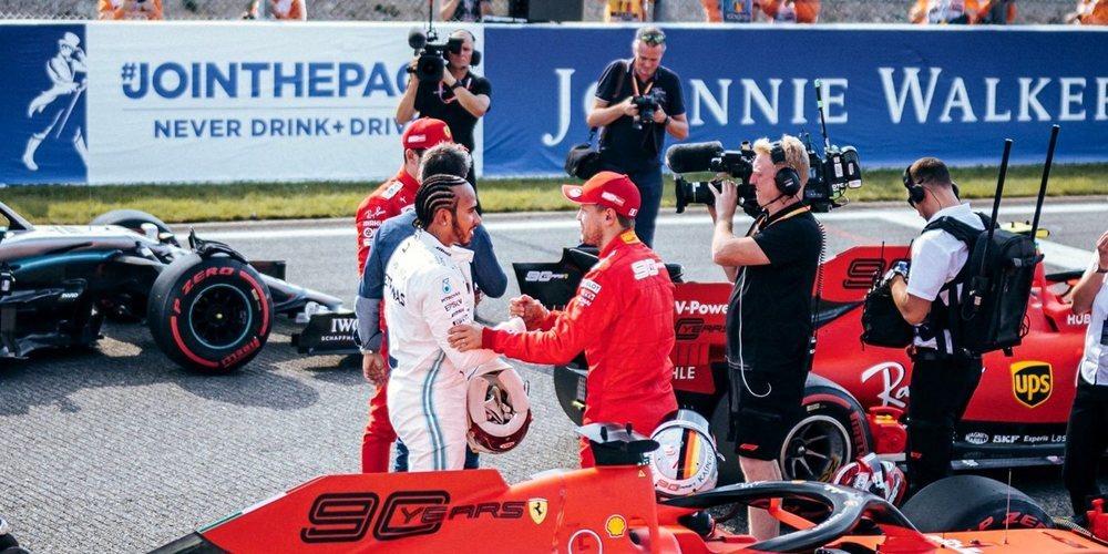 """Toto Wolff, contundente: """"A Vettel no hay que darle por perdido"""""""