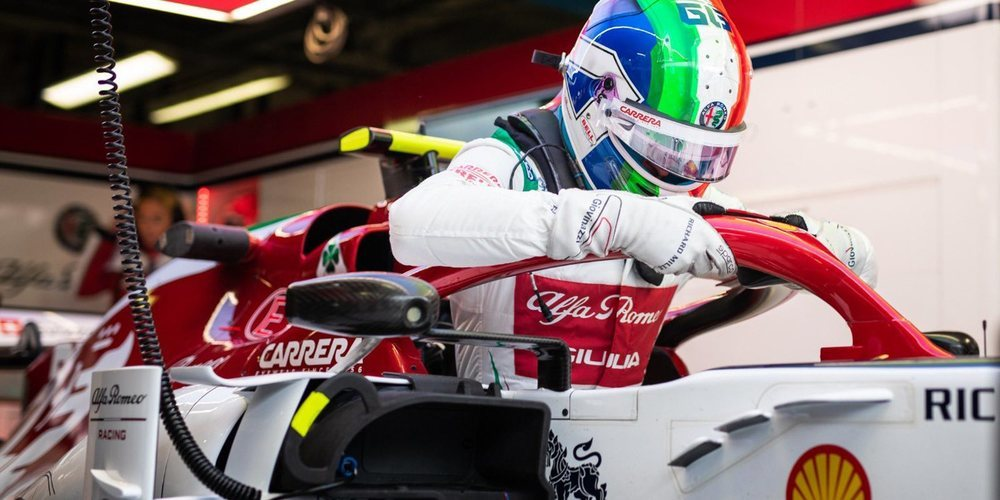 """Previa Alfa Romeo - Singapur: """"Este trazado es un desafío y el margen de error es pequeño"""""""