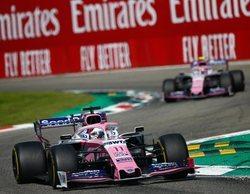 """Previa Racing Point - Singapur: """"Debes asegurarte de haber hecho bien tu entrenamiento"""""""