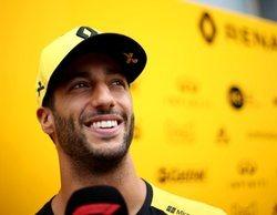 """Ricciardo no confirma su continuidad en Renault más allá de 2020: """"No he tomado una decisión"""""""