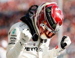 """Lewis Hamilton: """"Así es la Fórmula 1, nunca todo es perfecto y eso es lo que me encanta"""""""