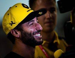 """Daniel Ricciardo: """"Creo que también tenemos el potencial para ser buenos en este circuito"""""""