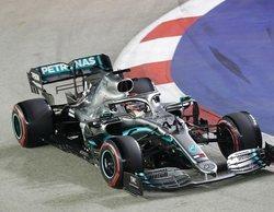 "Lewis Hamilton: ""Será difícil pelear mañana con los Ferrari, pero no imposible"""