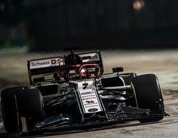 """Kimi Räikkönen: """"Estamos mejorando el coche, pero no somos lo suficientemente rápidos"""""""