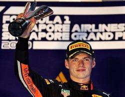 """Max Verstappen: """"Terminar en el podio en una pista en la que no se puede adelantar es positivo"""""""