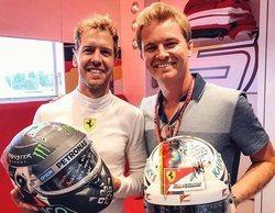 """Nico Rosberg, sobre Ferrari: """"Internamente va a haber fuegos artificiales"""""""