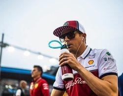 """Kimi Räikkönen, sobre los récords: """"El día que me retire y mire hacia atrás, quizá signifique algo"""""""