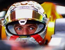 Max Verstappen pone su Red Bull al frente de la tabla en una sesión errática e inestable