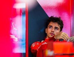 """Charles Leclerc: """"Hay una gran diferencia en el equilibrio desde el principio hasta el final de la vuelta"""""""