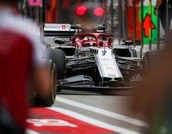 """Kimi Räikkönen: """"Sabemos bien que los tiempos de vuelta del viernes no importan"""""""