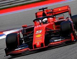 """Laurent Mekies, Ferrari: """"Es positivo volver a estar en la pelea, aunque las diferencias son mínimas"""""""