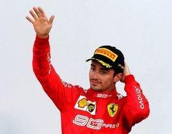 """Charles Leclerc: """"Terminar con un coche tercero y otro retirado no es la mejor sensación"""""""