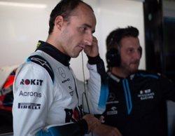 """Robert Kubica: """"Este fin de semana en Rusia ha sido muy decepcionante"""""""