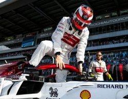 """Kimi Räikkönen: """"Las últimas cuatro carreras han sido muy difíciles para nosotros"""""""