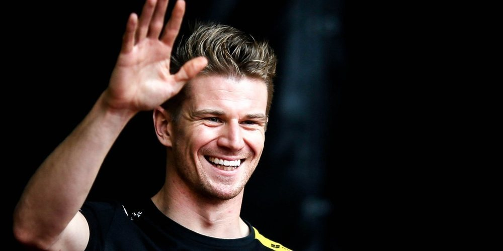 """Nico Rosberg: """"Hülkenberg es la mejor opción para Red Bull"""""""