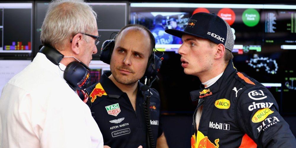 Helmut Marko no rompe su promesa y aún ve posible que Red Bull gane cinco carreras