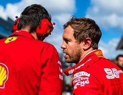 """Jolyon Palmer: """"Ferrari fracasó en Sochi porque Vettel se tomó la justicia por su mano"""""""